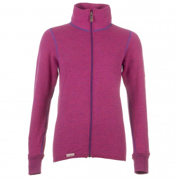 Woolpower - Full Zip Jacket 400 Color Collection - Chaqueta de lana