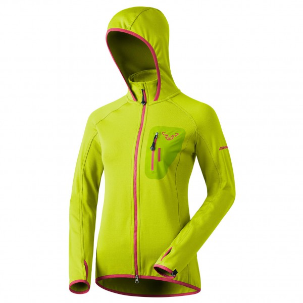 Dynafit - Women's Thermal Layer 3 PL Jacket - Fleecetakki