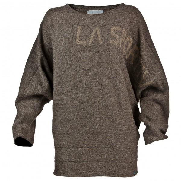 La Sportiva - Women's Poncho - Pull-over en laine mérinos