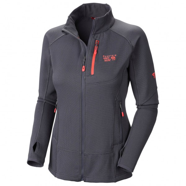 Mountain Hardwear - Women's Solidus Full Zip Jacket