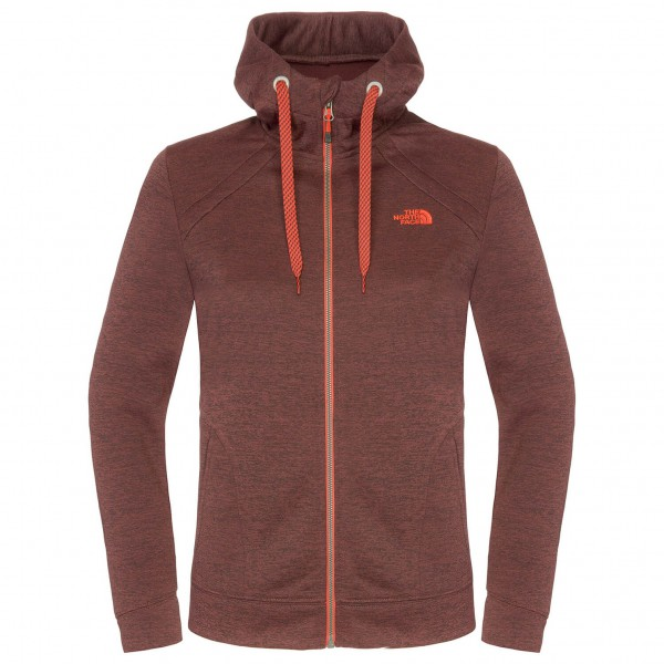 The North Face - Women's Kutum Full Zip Hoodie - Fleecejacke