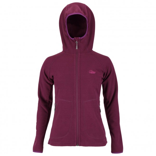 Lowe Alpine - Women's Odyssey Fleece Jacket - Fleecetakki