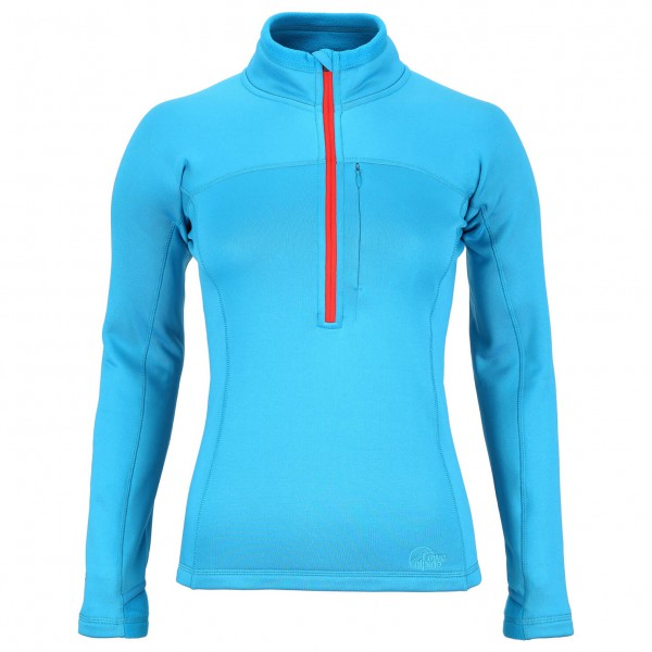 Lowe Alpine - Women's Powerstretch Zip Top - Fleecepulloveri