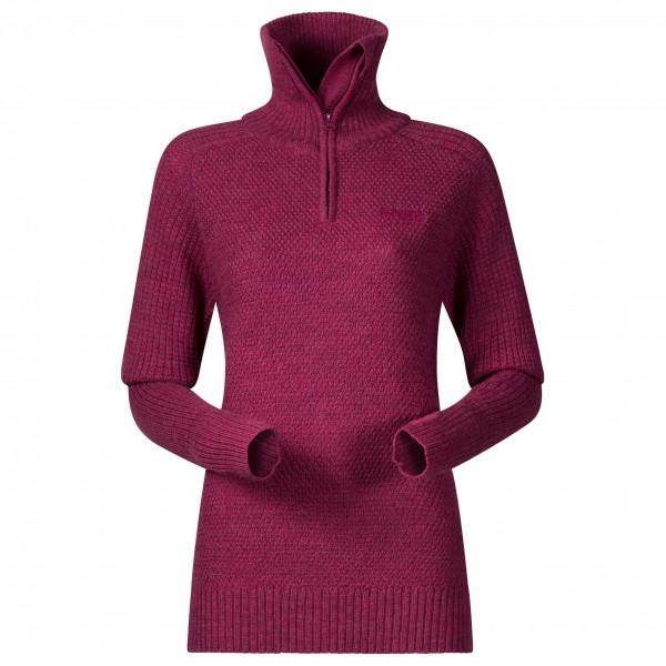 Bergans - Ulriken Lady Jumper - Merino trui