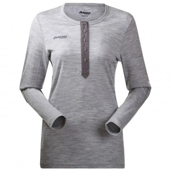 Bergans - Henley Wool Lady Shirt