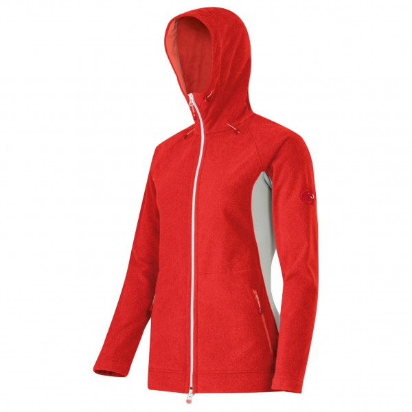 Mammut - Women's Niva Hooded Midlayer Jacket - Fleecetakki