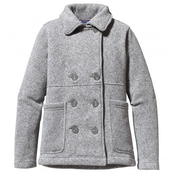 Patagonia - Women's Better Sweater Peacoat - Fleece jacket