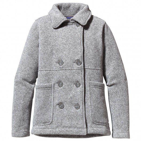 Patagonia - Women's Better Sweater Peacoat - Fleecejacke