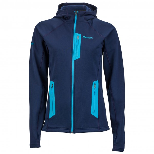 Marmot - Women's Stretch Fleece Hoody - Veste polaire