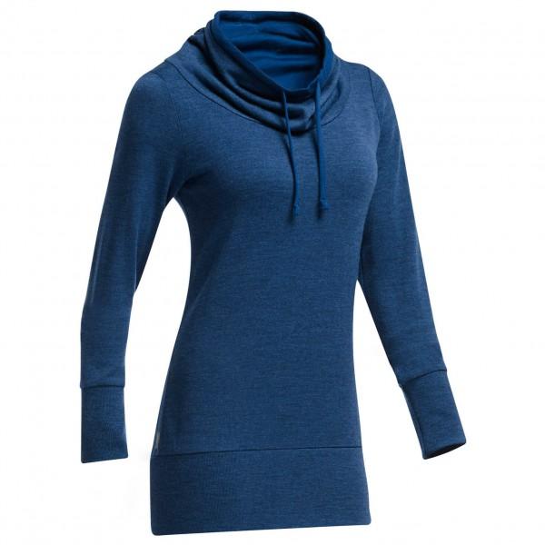 Icebreaker - Women's Boreal LS Cowl - Merino sweater