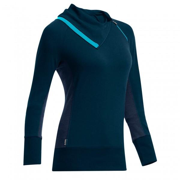 Icebreaker - Women's Boreal LS Half Zip - Merino sweater