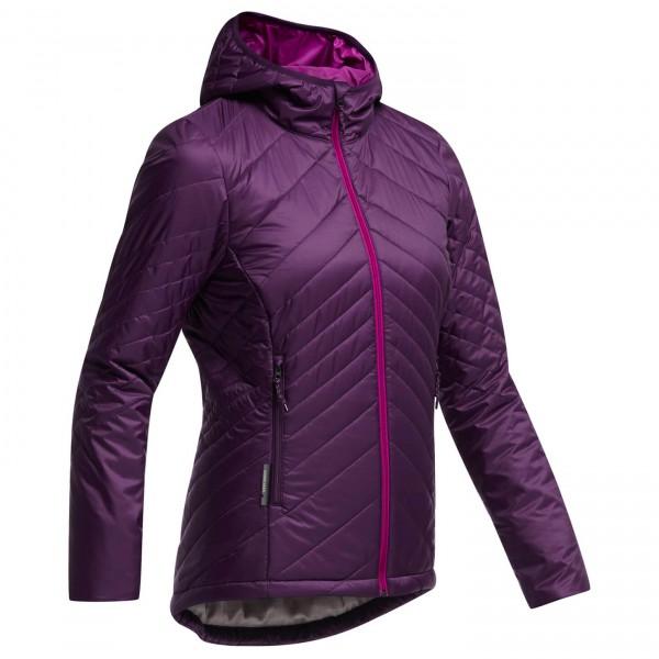 Icebreaker - Women's Halo LS Hood - Wool jacket