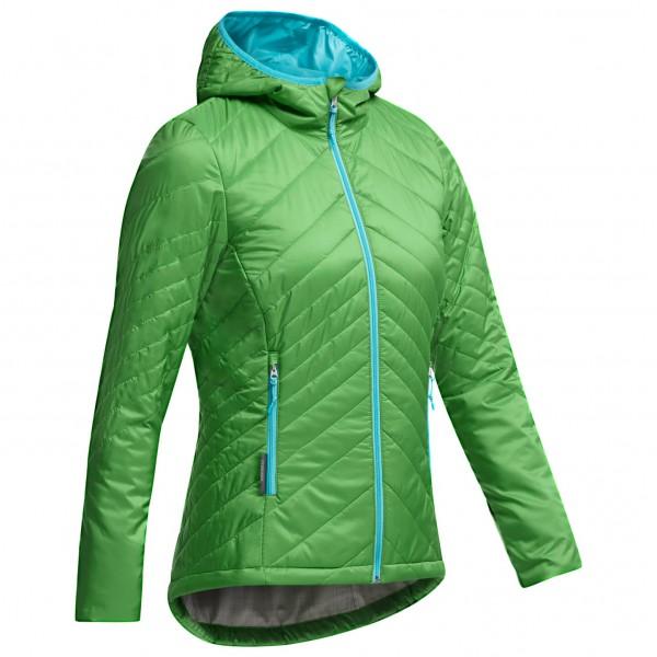 Icebreaker - Women's Helix LS Hood - Wool jacket