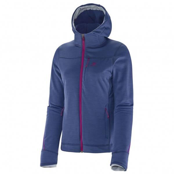 Salomon - Women's BC Smartskin Midlayer - Fleece jacket