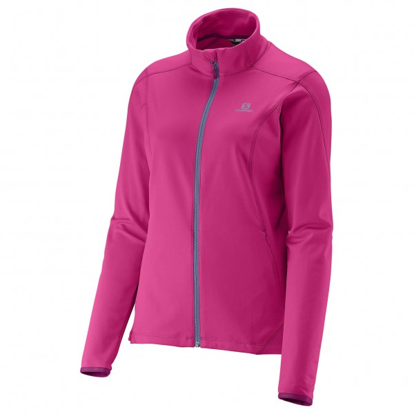 Salomon - Women's Discovery FZ Midlayer - Fleecejack