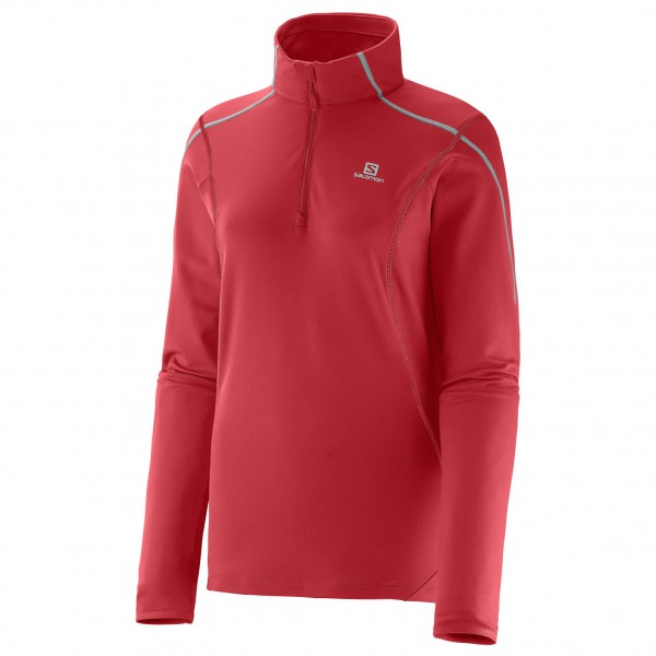 Salomon - Women's Discovery HZ Midlayer - Fleecepullover