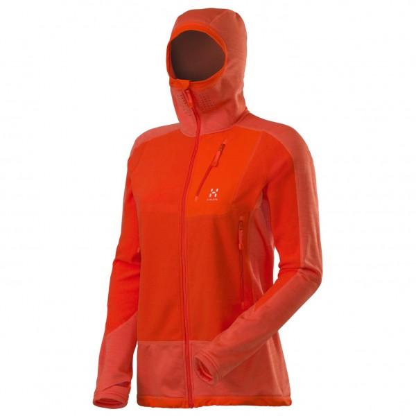 Haglöfs - Triton II Q Hood - Fleece jacket