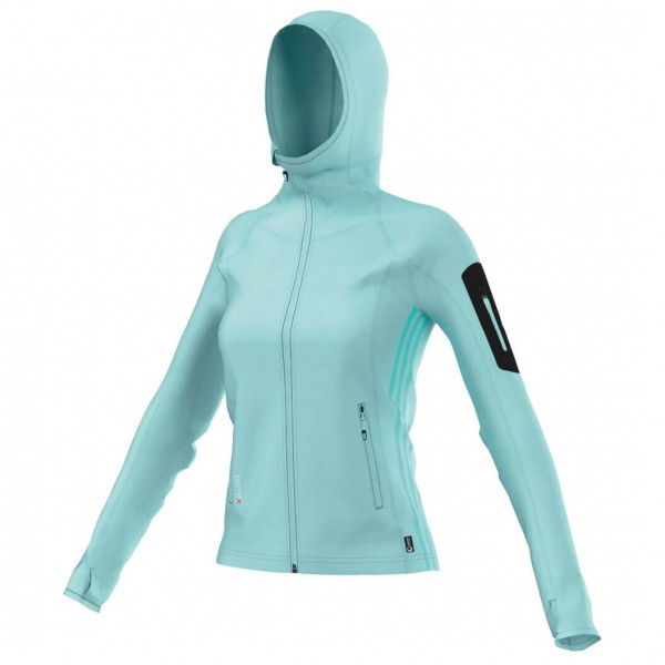 Adidas - Women's TX Stockhorn Fleece Hoddy - Fleece jacket