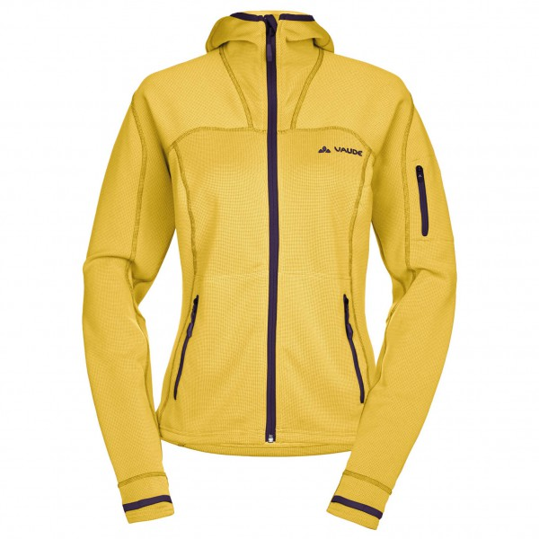 Vaude - Women's Valluga Fleece Jacket - Fleecetakki
