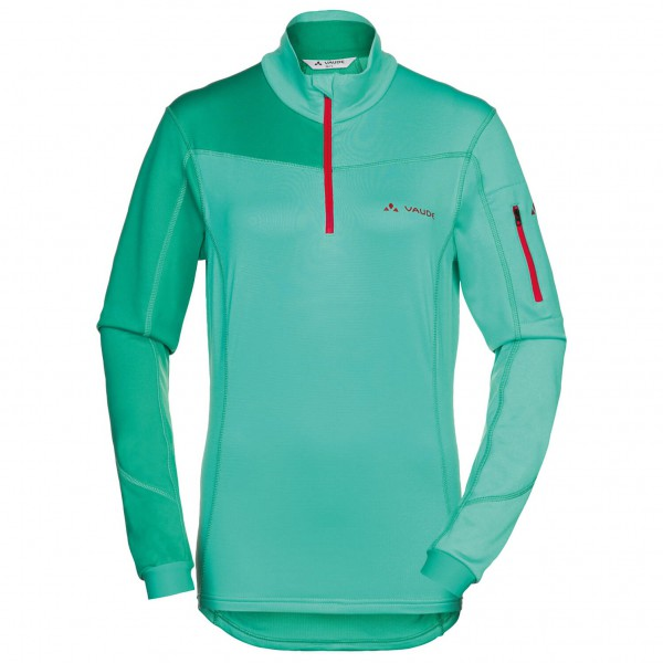 Vaude - Women's Boe Halfzip - Pull-over polaire