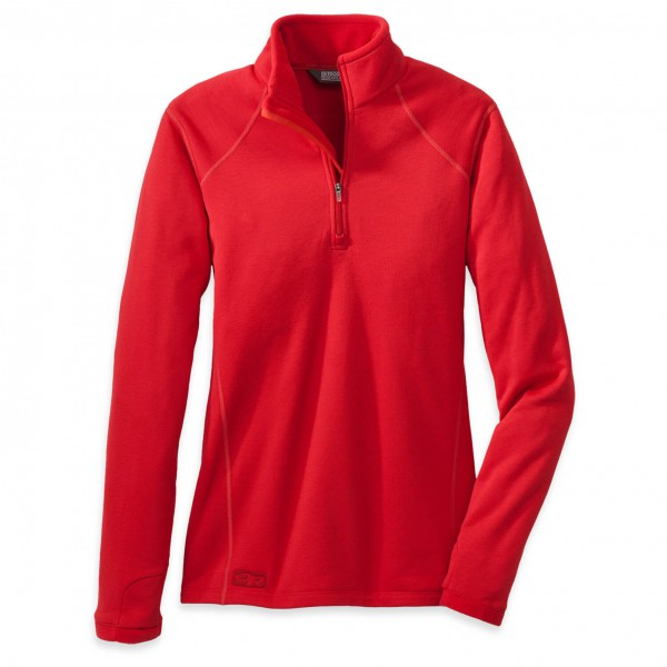 Outdoor Research - Women's Vanquish Pullover - Fleecepulli