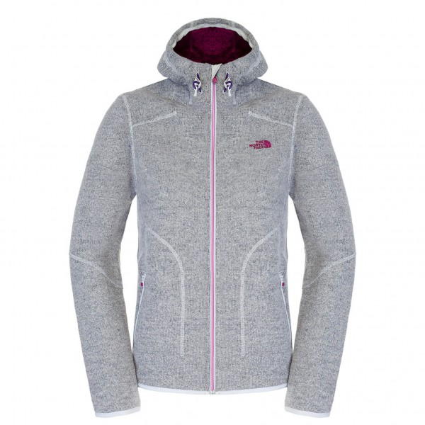 The North Face - Women's Zermatt Full Zip Hoodie