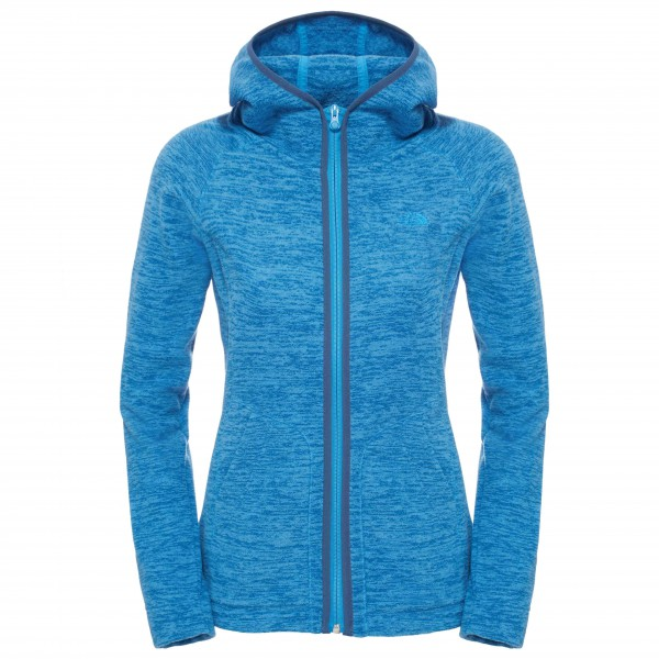 The North Face - Women's Nikster Full Zip Hoodie