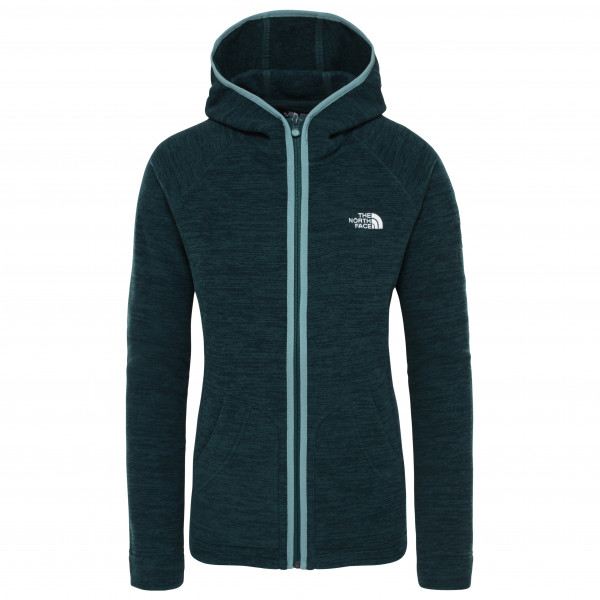 The North Face - Women's Nikster Full Zip Hoodie - Fleecejack