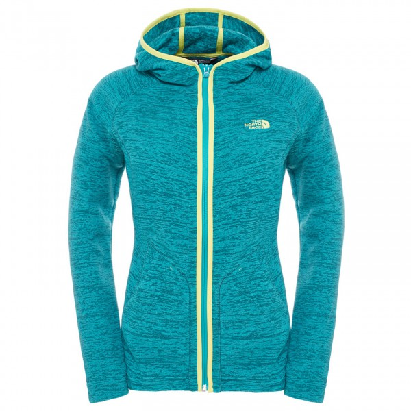 The North Face - Women's Nikster Full Zip Hoodie - Veste polaire