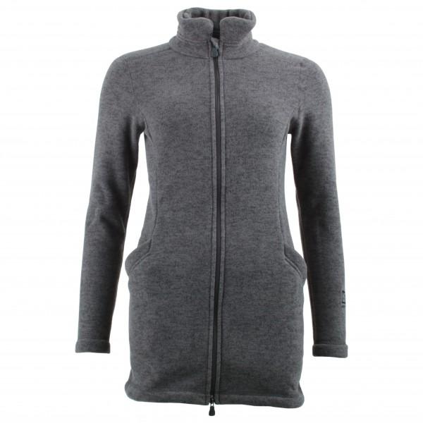 66 North - Women's Esja Long Jacket - Fleecejacka