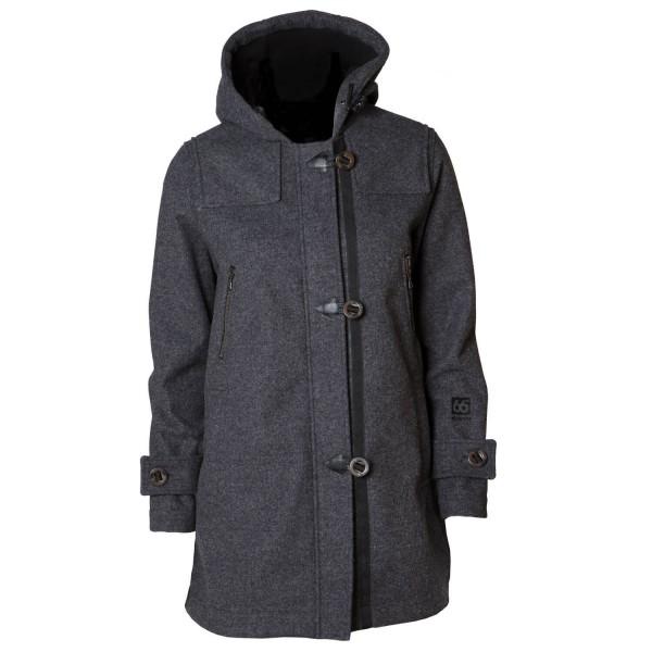 66 North - Women's Reykjavik Duffle Coat - Jas