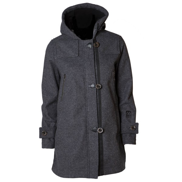 66 North - Women's Reykjavik Duffle Coat - Mantel