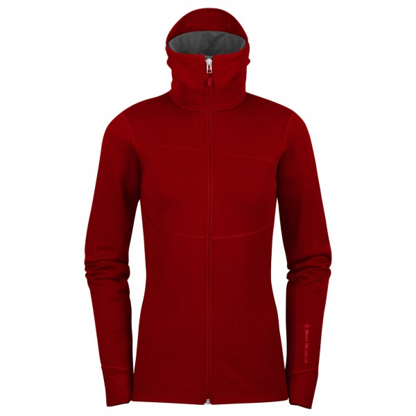 Black Diamond - Women's Coefficient Hoody - Fleece jacket
