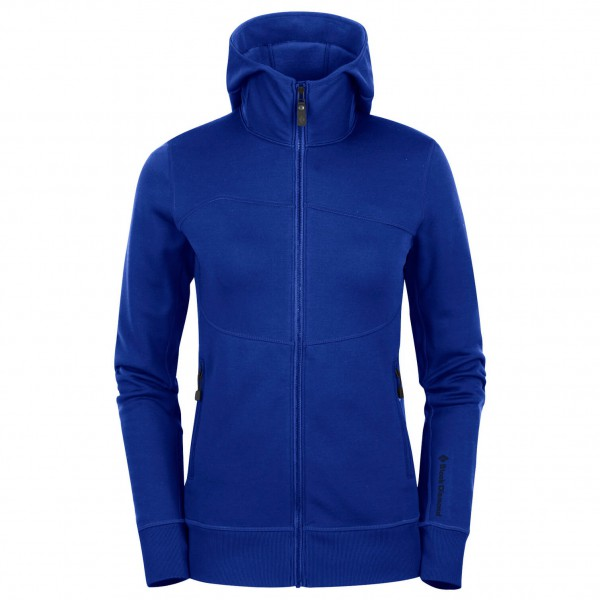 Black Diamond - Women's Deployment Hoody - Wool jacket