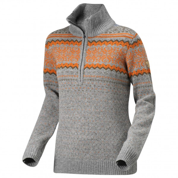 Fjällräven - Women's Vika Sweater - Wool pullover