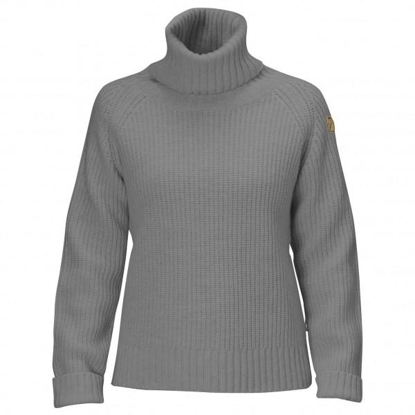 Fjällräven - Women's Övik Wool Roll Neck - Merinopullover