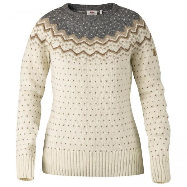 Fjällräven - Women's Övik Knit Sweater - Merino trui