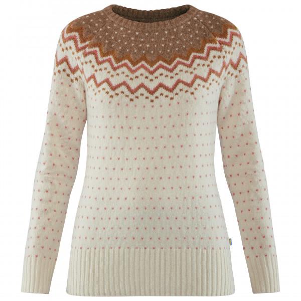 Fjällräven - Women's Övik Knit Sweater - Merinogensere