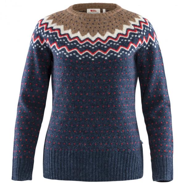 Fjällräven - Women's Övik Knit Sweater - Merinopullover