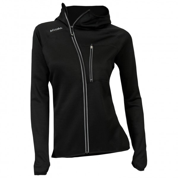 Aclima - Women's WS Jacket w/Hood - Wool jacket