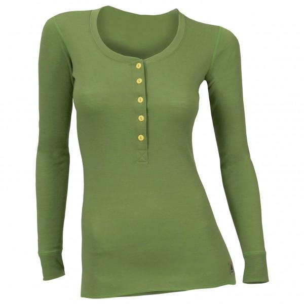 Aclima - Women's WW Granddad Shirt - Merinovillapulloveri