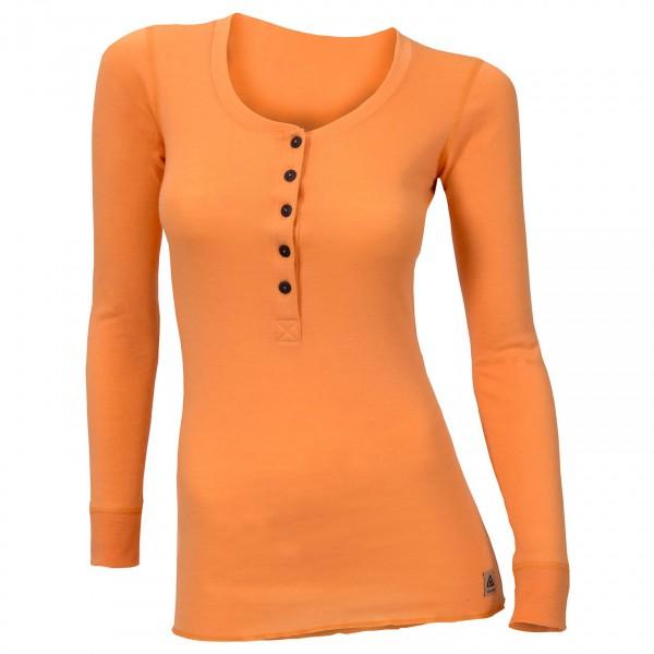 Aclima - Women's WW Granddad Shirt - Merino sweatere
