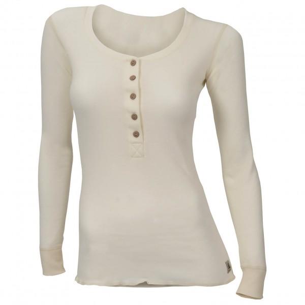 Aclima - Women's WW Granddad Shirt - Merino trui