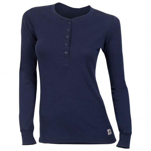 Aclima - Women's WW Granddad Shirt - Merino jumpers