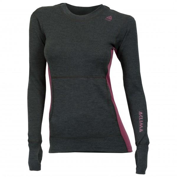 Aclima - Women's WW Hood Sweater - Merino trui