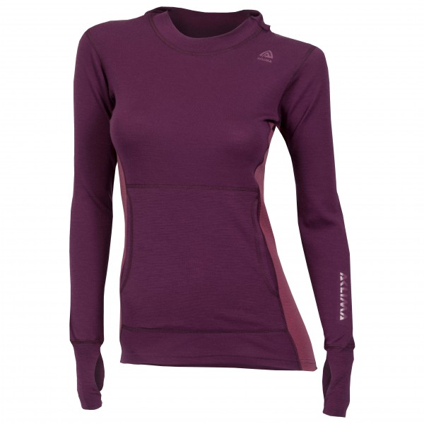 Aclima - Women's WW Hood Sweater - Merino jumpers