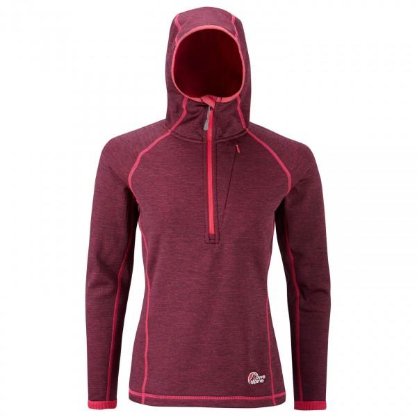 Lowe Alpine - Women's Nitro Hoody - Fleece pullover