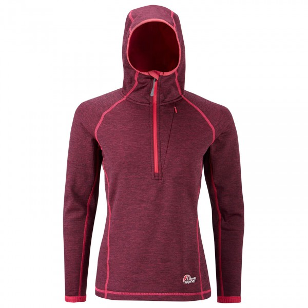 Lowe Alpine - Women's Nitro Hoody - Pull-over polaire