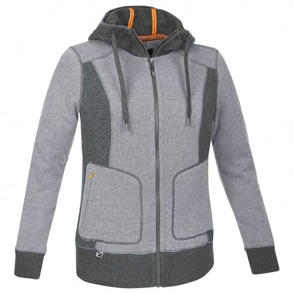 Salewa - Women's Armentarola Co Hoodie - Wollen jack