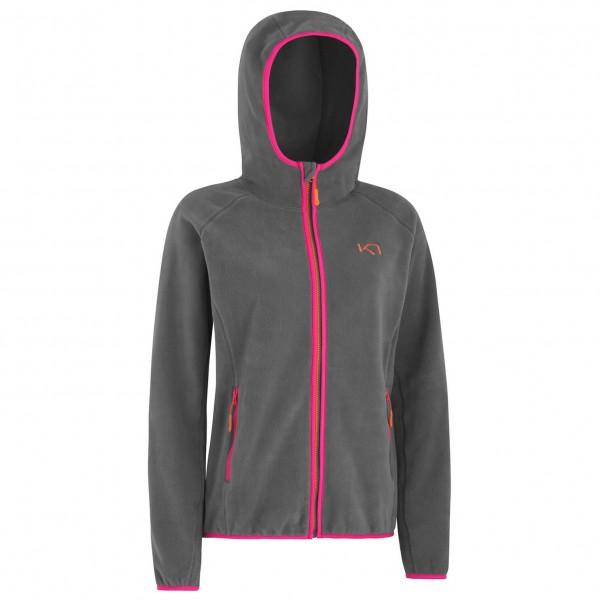 Kari Traa - Women's Tvinde FZ Hood - Fleece jacket